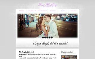 BEST Wedding esküvőszervezés