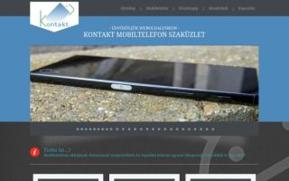 Kontakt GSM szaküzlet