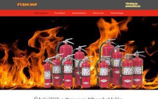 Pyrocoop Tűzvédelem